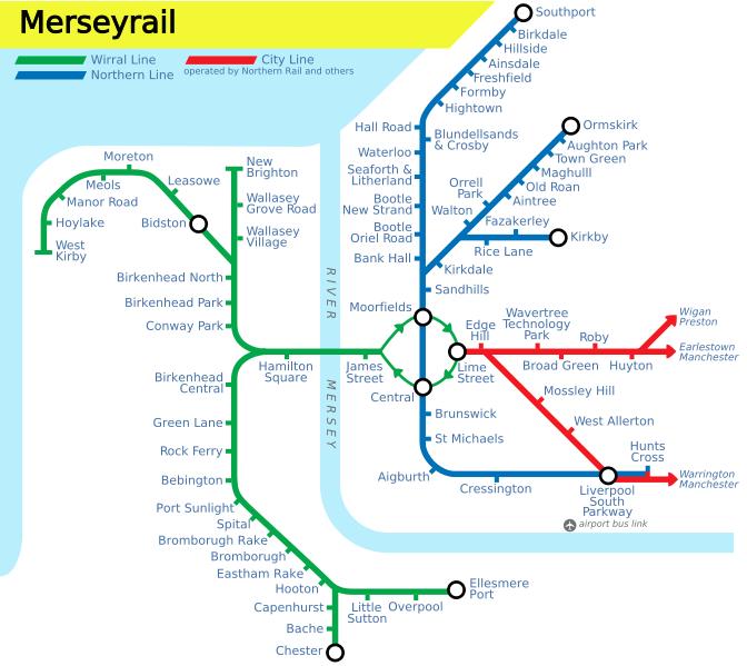 mersey map